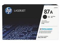 HP 87A - zwart - origineel - LaserJet - tonercartridge (CF287A)