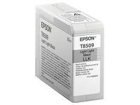 Epson T8509 - heel licht zwart - origineel - inktcartridge (C13T850900)