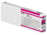 Epson T8043 - levendig magenta - origineel - inktcartridge