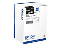 C13T866140 EPSON WFM5190DWF INK BLACK