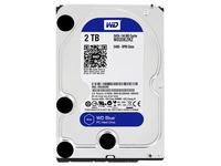WD Blue WD20EZRZ - hard drive - 2 TB - SATA 6Gb/s