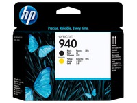 C4900A HP OJ PRO8000 DRUCKKOPF BLK-YEL (170025440598)