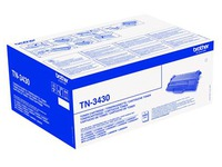 Toner Brother TN3430 zwart voor laserprinter