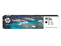 HP 913A Cartridge zwarte inkt voor inkjetprinter