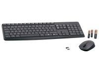 Logitech MK235 - toetsenbord en muis set - Nederland/België
