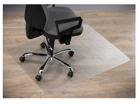 Polycarbonate chairmat Floortex, 120 x 183 cm