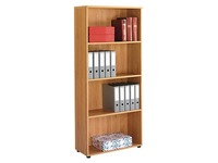 Start Plus, high shelf cabinet, alder
