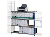 Regal Archiv'Pro Erweiterungselement einseitiger Zugang H 100 x B 100 cm