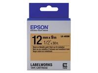 Epson LabelWorks LK-4KBM - etikettape - 1 rol(len) (C53S654020)