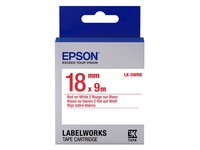 Epson LabelWorks LK-5WRN - etikettape - 1 rol(len) (C53S655007)