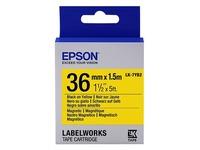 Epson LabelWorks LK-7YB2 - magnetische labels - 1 rol(len) (C53S657008)