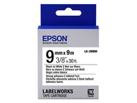 Epson LabelWorks LK-3WBW - etikettape - 1 rol(len) (C53S653007)