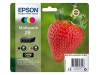 Epson 29 Multipack - 4 - zwart, geel, cyaan, magenta - origineel - inktcartridge