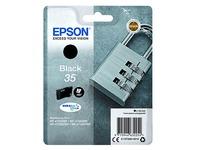 Epson 35 cartridge high capacity black for inkjet printer