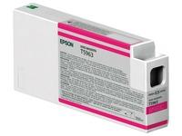 Epson T5963 - levendig magenta - origineel - inktcartridge (C13T596300)