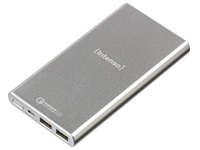 Intenso Powerbank Q10000 - QuickCharge - silver
