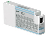 Epson UltraChrome HDR - lichtcyaan - origineel - inktcartridge (C13T636500)