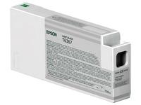 Epson UltraChrome HDR - lichtzwart - origineel - inktcartridge (C13T636700)