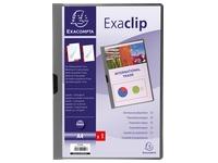 Chemise de présentation PVC Exaclip - A4