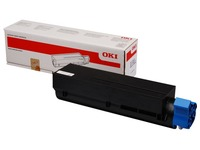 45807106 OKI MB472 TONER BLACK HC