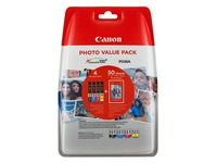 CLI551 CANON IP7250 INK (4) CMY+PHBK