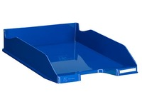Mail basket Exacompta combo 2 Iderama royal blue