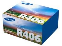 Samsung CLT-R406 - black, yellow, cyan, magenta - printer imaging unit