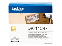Brother DK-11247 - etiketten - 180 etiket(ten)
