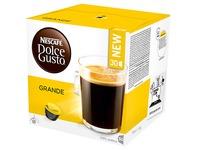 Capsules Dolce Gusto café grande Nescafé - Boîte de 30