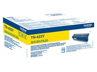 Toner Brother TN 423 high capacity yellow for laser printer
