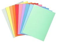 Mappen in superieure kwaliteit 210 g Exacompta 24 x 32 cm kleur - pak van 10