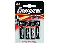 Blister van 6 batterijen LR06 Energizer Power
