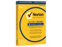 Norton Security Deluxe 2019 - 5 Apparaten - 1 Jaar - Antivirus inbegrepen - Windows - Mac - iOS - Android