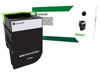 Lexmark B262U00 toner hoge capaciteit zwart voor laserprinter