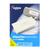 witte klevers plak papier