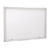 wit rechthoek vitrine