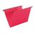 hangmappen rood roze 15 mm hangmap voor laden hangmap voor kast 32 cm asafstand 39 cm asafstand 36,5 cm asafstand